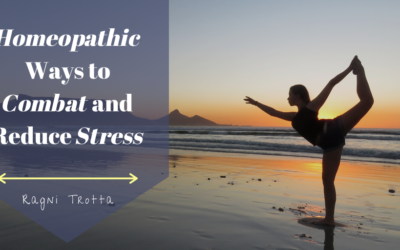 Homeopathic Ways to Combat and Reduce Stress