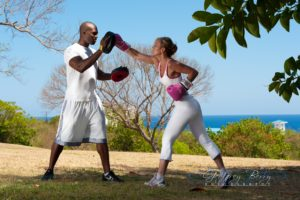Boxing with Trainer | Ragni Trotta